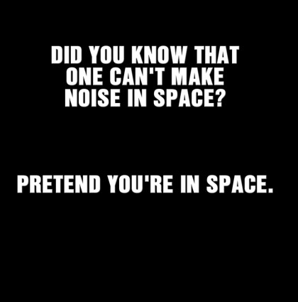 don't make noise