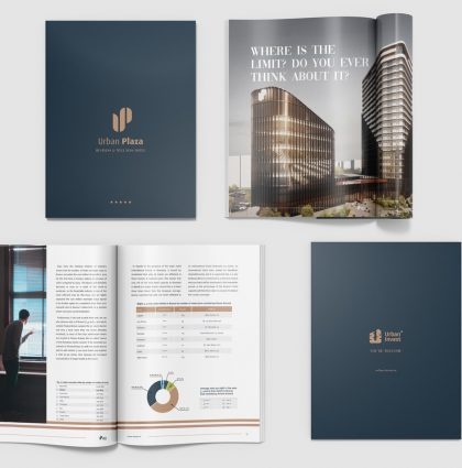 Brochure Urban Plaza Hotel